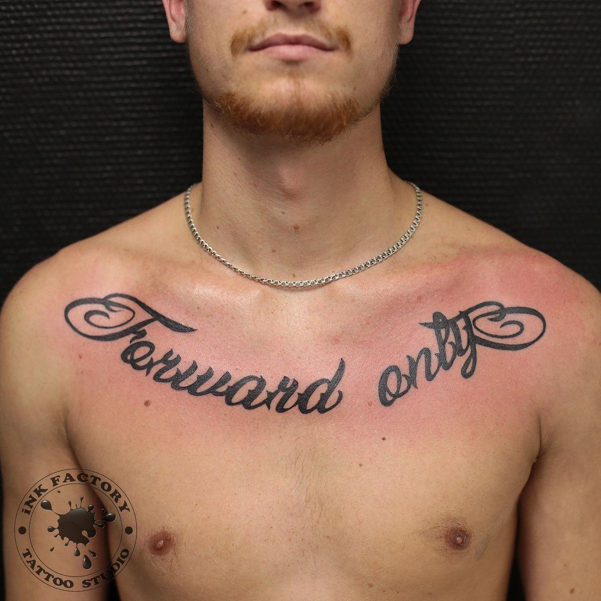 фото тату Скандинавский стиль в тату 429