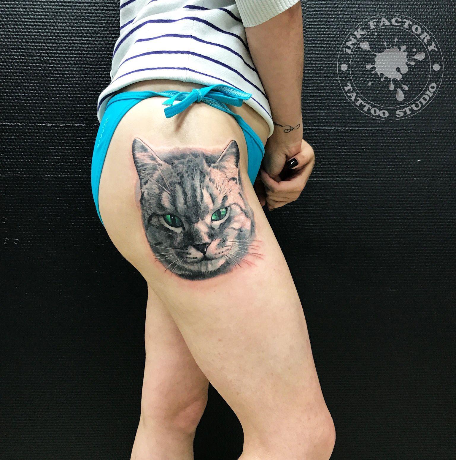 Кот в реализме