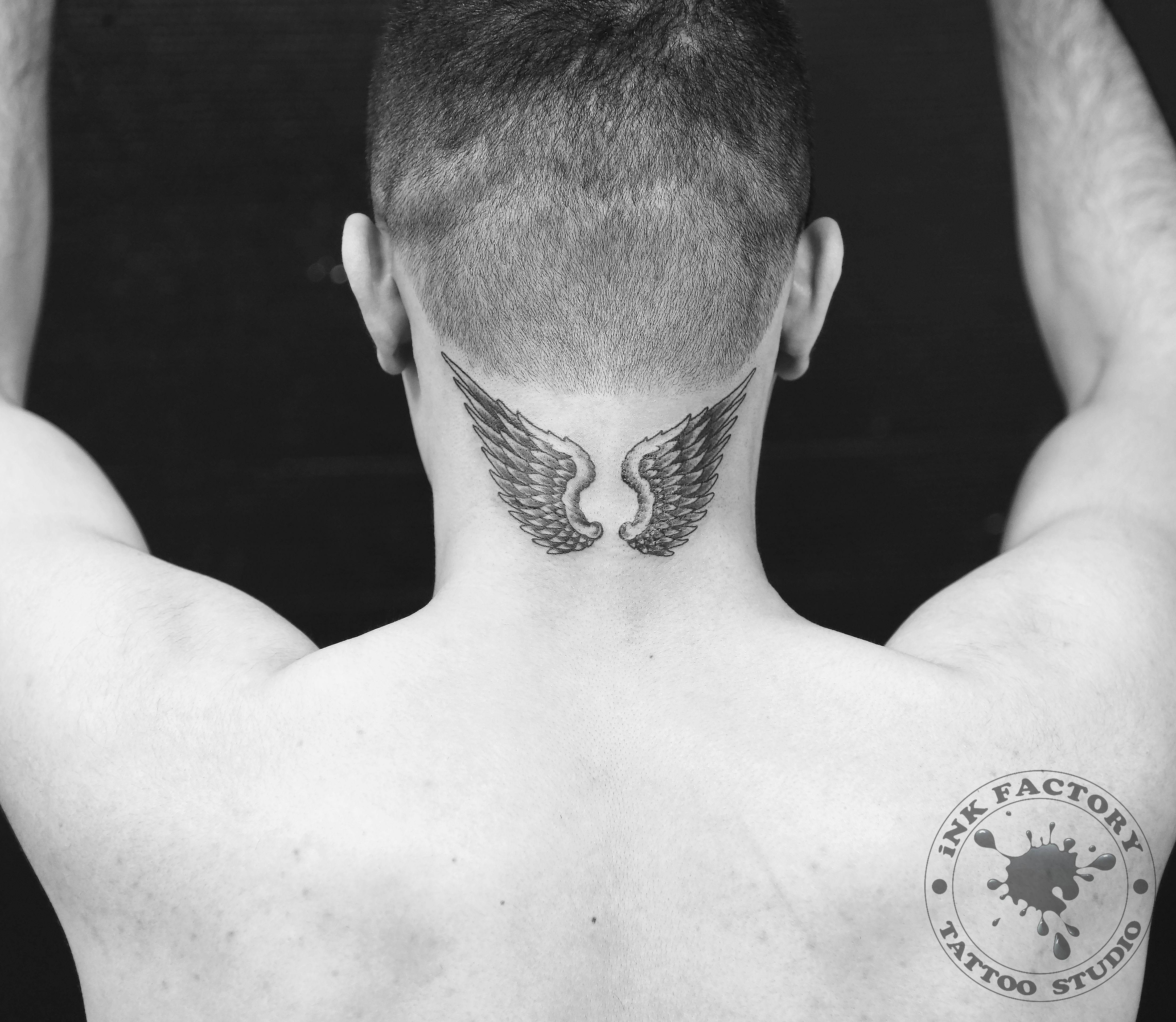 фото тату Мужчины в стиле тату 998