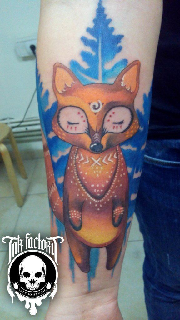 фото тату Татуировка руны выбитые в камне 218