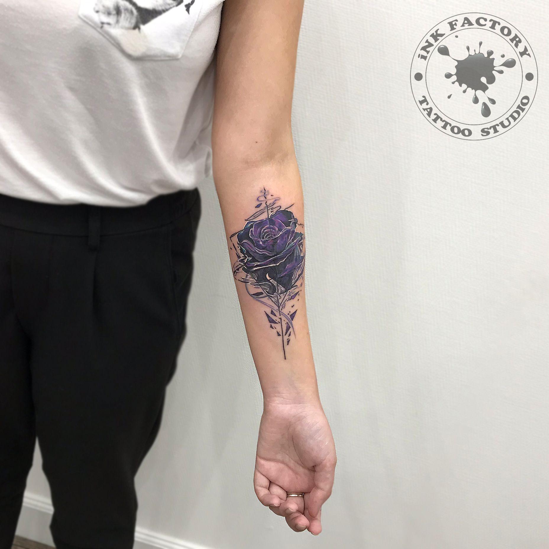 Перекрытие короны розой