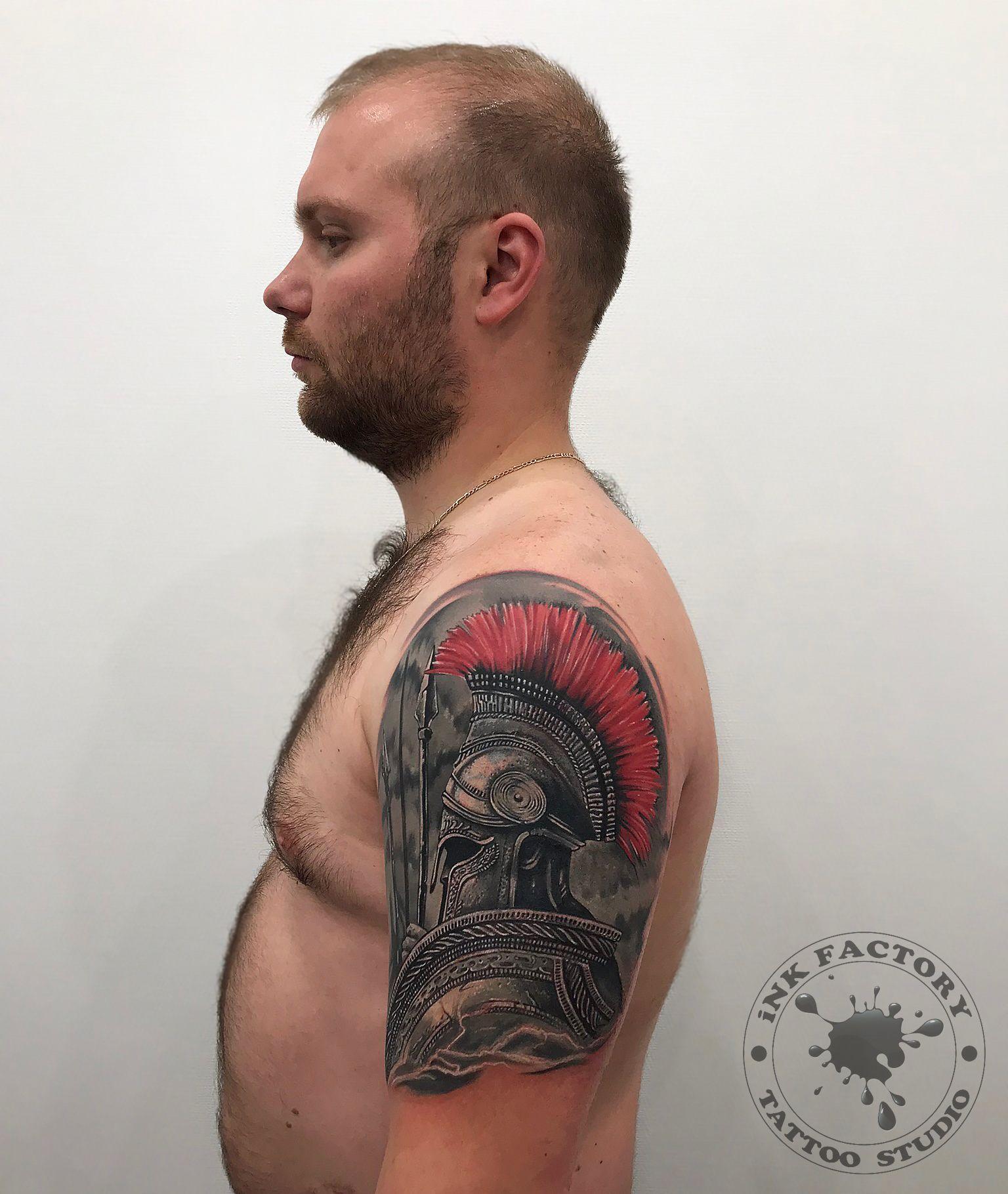 Перекрытие на плече