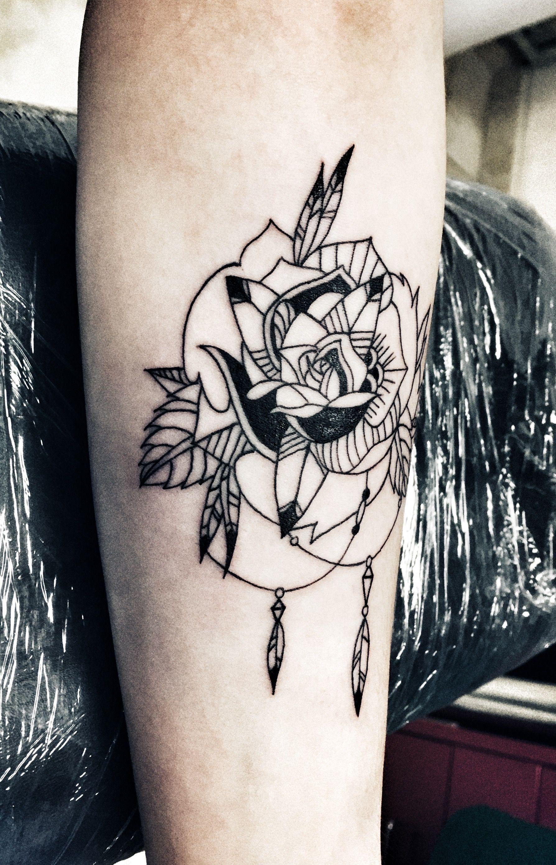 Роза - ловец снов